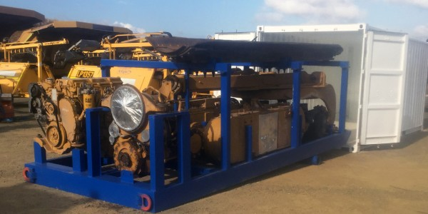 JMS Containerised Equipment